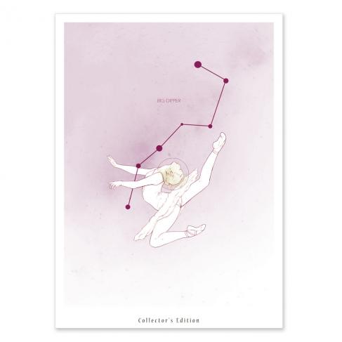 Ballerina - Dibujo