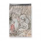 Kodama - Drawing