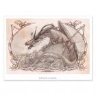Dragon - Drawing