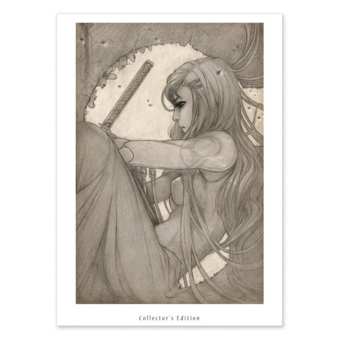 Katana - Dibujo