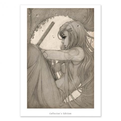 Katana - Drawing