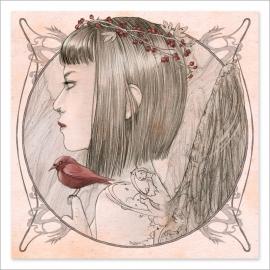 Birdie - Drawing