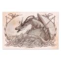 Dragón - Dibujo