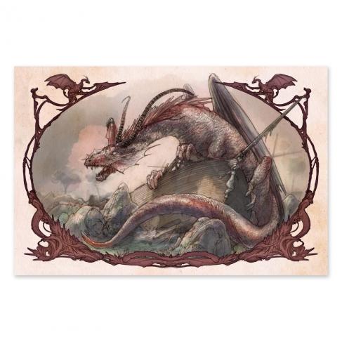 Dragón - Color