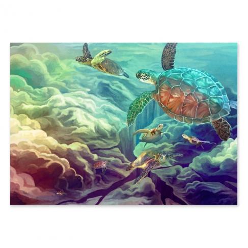 Tortugas voladoras