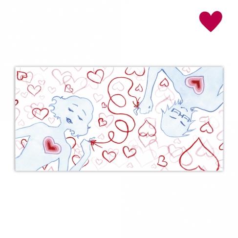 Hilo del amor - Original de Xian Nu Studio