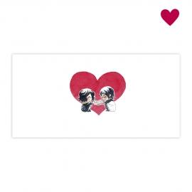 Chibi freaks love - Original de Xian Nu Studio