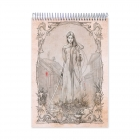 Visita nocturna - Drawing