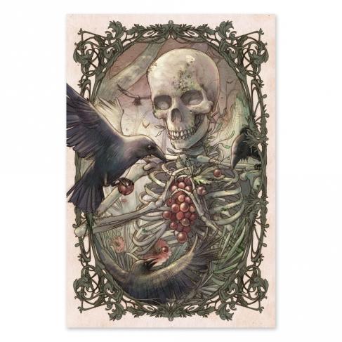 Skeleton - Color