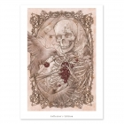 Skeleton - Dibujo