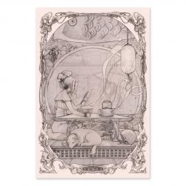 Ramen - Drawing
