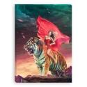 Chica tigre
