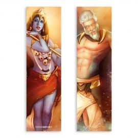 Kali / Poseidón