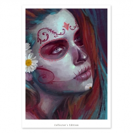 Catrina at the forefront