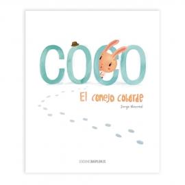 Coco. El conejo cobarde