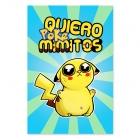 Mimitos Pikachu