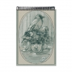Water Nymph drawing (Notebook)