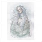 Vampira 2 - Dani Alarcon's Original Painting