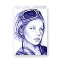 Anna - BIC pen