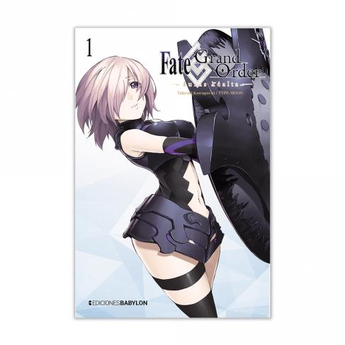 Fate/Grand Order: Turas Réalta 1