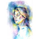 Marta Nael Original Painting