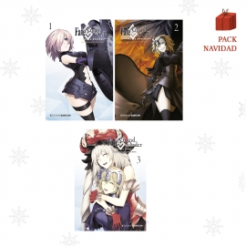 Pack Fate/Grand Order: 1, 2 y 3