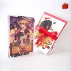 Chan-Prin 3 + postal navidad
