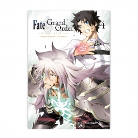 Fate/Grand Order: Turas Réalta 4