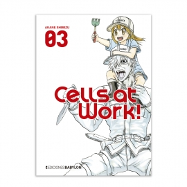 Cells at Work - 3