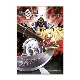 Fate/Grand Order: Turas Réalta 6