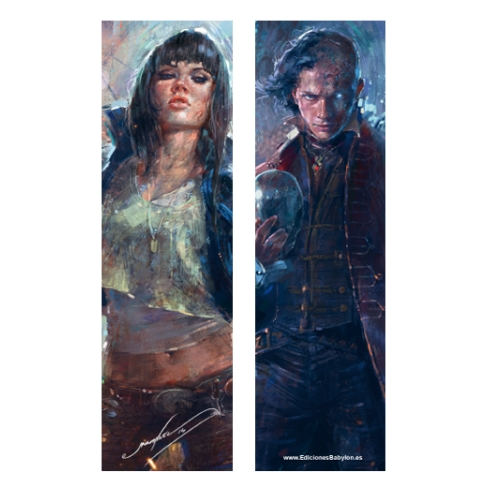 Ari and Achilles (Bookmark)