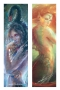 Lady Love and White Fairy (Bookmark)