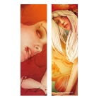 Sirenata and Vampiruela (Bookmark)