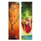 Frog and Monster in my leg (Bookmark)