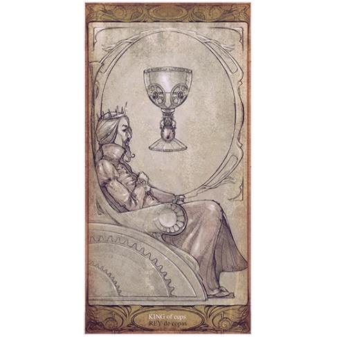 King of cups (Collector sheet)