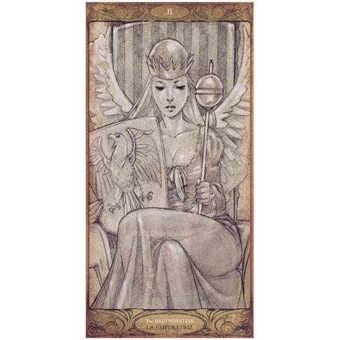 Poster La Emperatriz