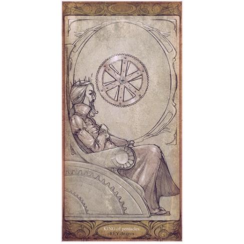 Poster Rey de oros