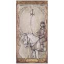 Poster Caballo de espadas