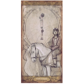 Horse of wands (Poster)