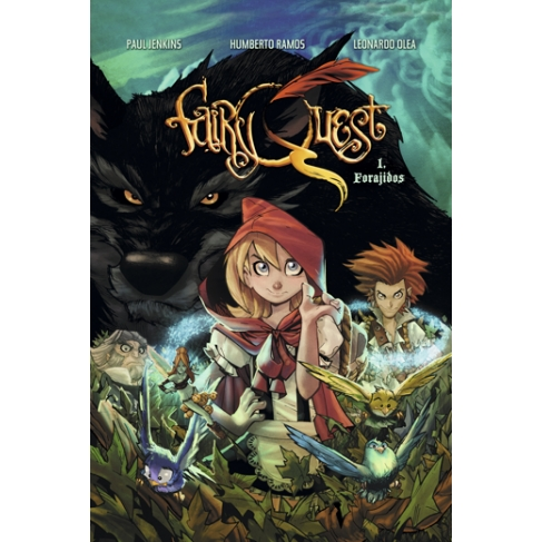 Fairy Quest (Poster)