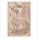 Centauro - Dibujo