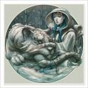 El tigre y la nieve - Color
