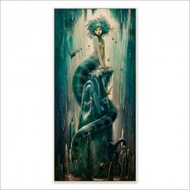 Medusa colour (Poster)