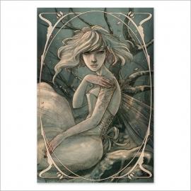 Pale Faerie colour (Poster)