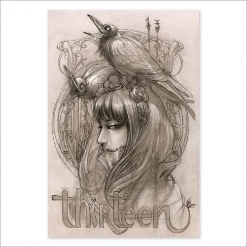 Thirteen (Poster)