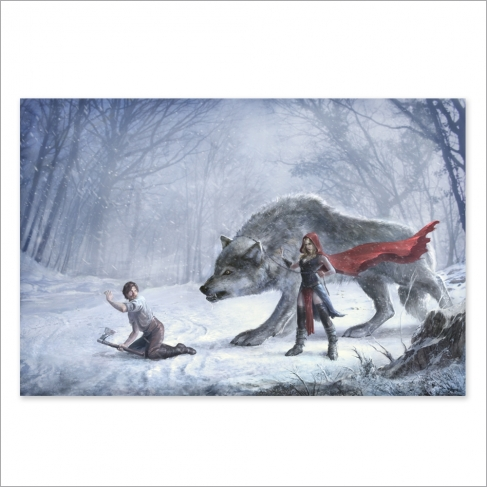 Little Red Riding Hood (Poster)