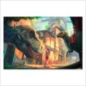 Tribute to Dinotopia (Poster)