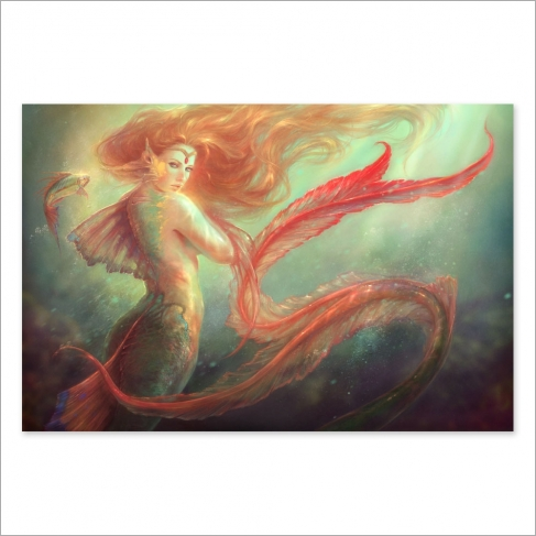 Mermaid (Poster)
