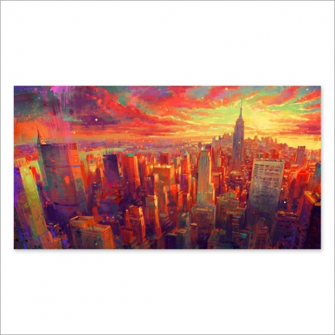 New York (Poster)