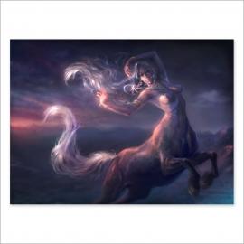 Night Centaur (Poster)